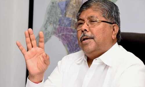 महाराष्ट्र में भाजपा के नेतृत्व में बनेगी सरकार : चंद्रकांत पाटील