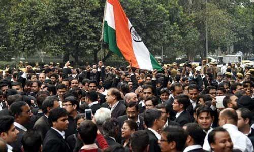 12 दिन बाद हुई हड़ताल खत्म, अब काम पर लौटेंगे दिल्ली के वकील
