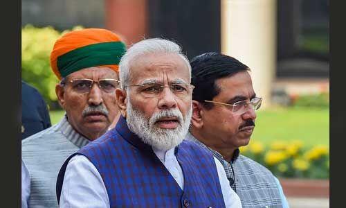 संसद शीतकालीन सत्र 2019 : PM मोदी बोले - चाहते हैं सभी मुद्दों पर हो खुलकर चर्चा
