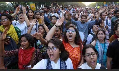 जेएनयू फीस मामले में छात्रों से आगे बातचीत नहीं करेगा एचआरडी मंत्रालय