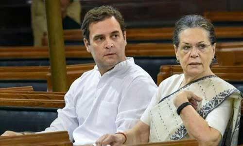 लोकसभा में गांधी परिवार की एसपीजी सुरक्षा हटाने को लेकर कांग्रेस का हंगामा