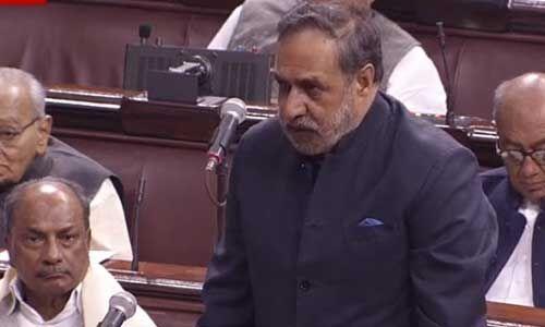 राज्यसभा में फिर से गूंजा गांधी परिवार से एसपीजी सुरक्षा हटाए जाने का मुद्दा, भाजपा ने दिया ये जवाब