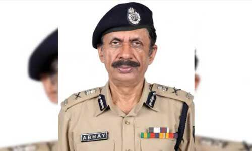 IPS अभय ओडिशा के पुलिस महानिदेशक नियुक्त