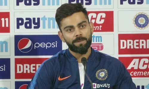 पिंक बॉल से टेस्ट मैच खेलना मुश्किल और चुनौतीपूर्ण होगा : कोहली