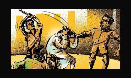 पश्चिम बंगाल में दो लोगों की पीट-पीटकर हत्या