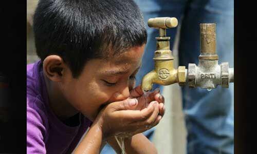दिल्ली में दूषित पानी बनेगा चुनावी मुद्दा?