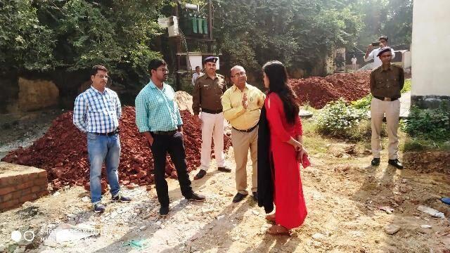 SDM ने सिविल सर्जन डॉ. वी.के. गुप्ता को लगाई फटकार, चिकित्सकों में पडऩे लगी फूट
