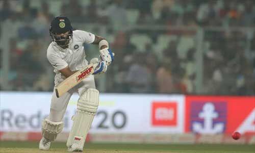 टेस्ट मैच में सबसे तेज 5 हजारी बने कैप्टन कोहली