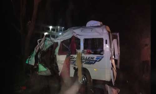 नागौर में दर्दनाक सड़क हादसा, 12 लोगों की मौत
