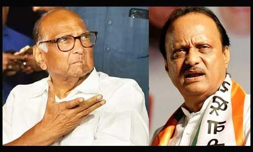 महाराष्ट्र में 41 साल पहले का इतिहास फिर से दोहराया गया, बदले मोहरे
