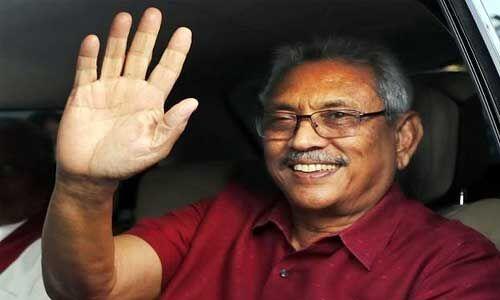 श्रीलंका के नये राष्ट्रपति बोले - भारत के साथ मिलकर काम करेंगे