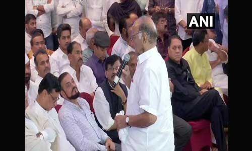 महाराष्ट्र : शिवसेना-NCP-कांग्रेस ने 162 विधायकों के साथ दिखाया दम, BJP के साथ न जाने की ली शपथ
