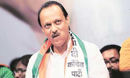 महाराष्ट्र में अजित पवार का डेप्युटी CM पद से इस्तीफा