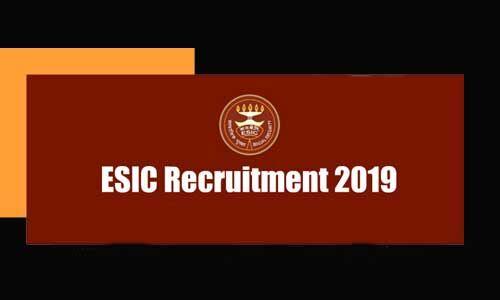 सीनियर रेजिडेंट और विशेषज्ञ पदों के लिए निकली भर्ती