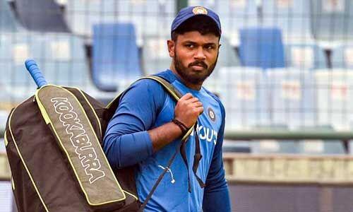 वेस्टइंडीज के खिलाफ टी-20 श्रृंखला से धवन हुए बाहर, संजू सैमसन को मौका