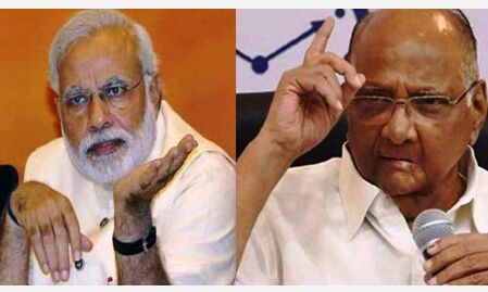 महाराष्ट्र में समर्थन के बदले शरद पवार ने मांगा था केंद्रीय कृषि मंत्रालय, बीजेपी तैयार...