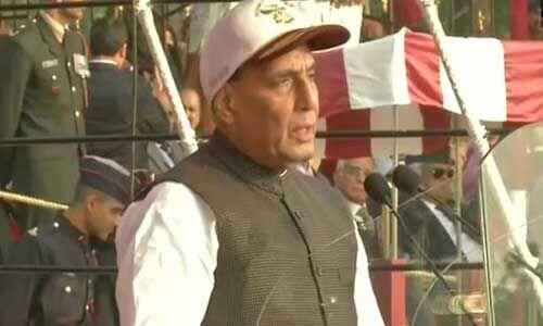पाकिस्तानी हमसे कभी जंग नहीं जीत पाएंगे : राजनाथ सिंह