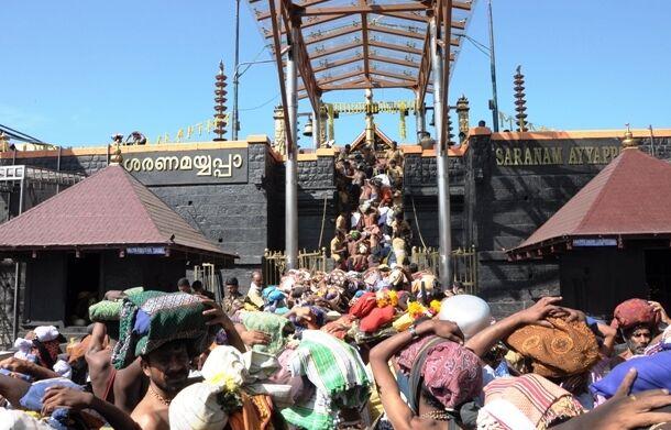 सबरीमाला : चर्च की राजनीति की रणनीति