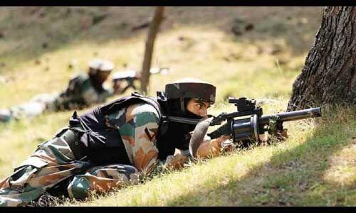पुंछ जिले की नियत्रंण रेखा पर भारतीय सेना की जवाबी कार्रवाई में पाक की छह चौकियां तबाह
