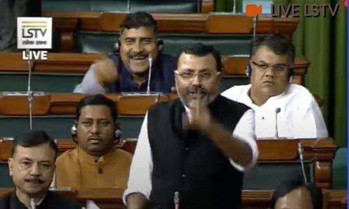 जीडीपी रामायण, बाइबिल नहीं है : भाजपा सांसद