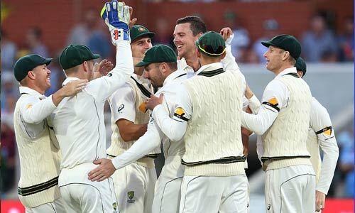 एडिलेड टेस्ट में ऑस्ट्रेलिया ने पाक को 48 रन से हराया, श्रृंखला 2-0 से जीती