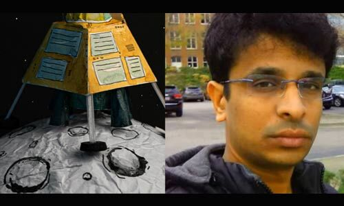 नासा ने मान ली थी हार, चैन्नई के इस इंजीनियर ने ढूंढ निकाला चंद्रयान विक्रम लैंडर का मलबा