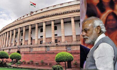 संसद में कम सांसदों की उपस्थिति से प्रधानमंत्री मोदी नाखुश, आने वाला है नागरिकता संशोधन विधेयक