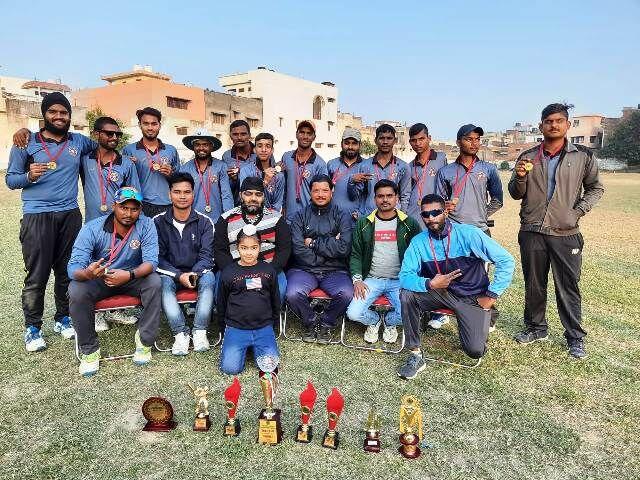 उप्र को 3-0 से हराकर मप्र दिव्यांग क्रिकेट टीम ने जीती तीन मैचों की क्रिकेट सीरीज