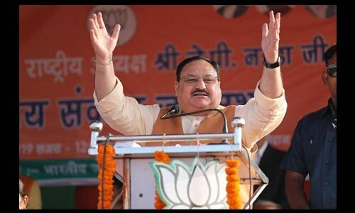 विधानसभा चुनाव झारखंड की तकदीर और तस्वीर को बदलने वाला : जेपी नड्डा