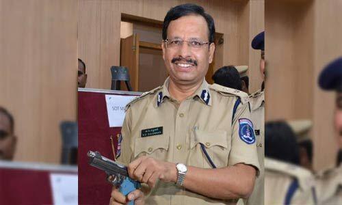 हैदराबाद पुलिस कमिश्नर सज्जनार एनकाउंटर मैन के नाम से हुए विख्यात