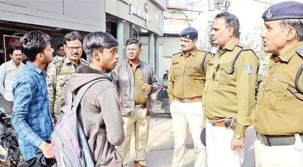 महिलाओं - लड़कियों की सुरक्षा के लिए ग्वालियर पुलिस की सख्त कार्यवाई