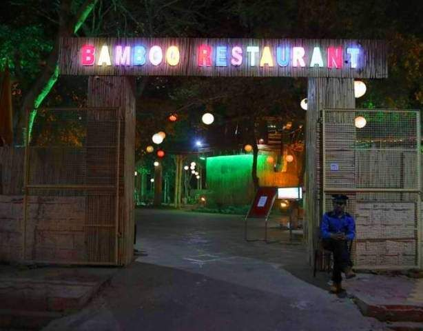 बैम्बू रेस्टॉरेंट में मिली गंदगी, 25 हजार का लगाया जुर्माना