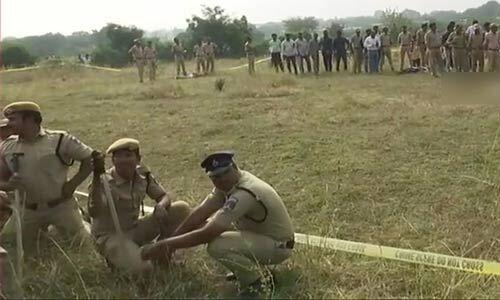 हैदराबाद गैंगरेप मामले में आरोपी युवक की पत्नी बोली - उसी जगह पर ले जाकर मुझे भी मार दो