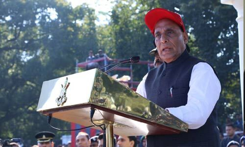 भारतीय सेना को मिले 306 जांबाज अफसर, रक्षा मंत्री ने ली परेड की सलामी