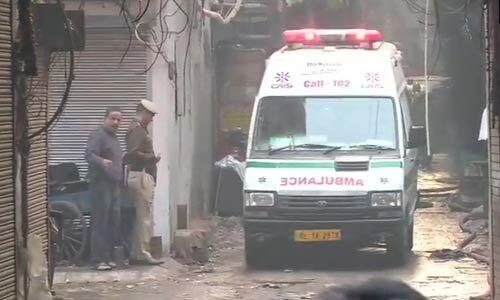 दिल्ली में अब तक इतनी जगह लग चुकी है आग, ये हैं आंकड़े