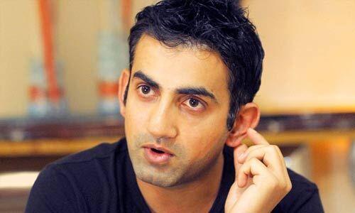 गौतम गंभीर ने टीम केकेआर को लेकर जताई चिंता