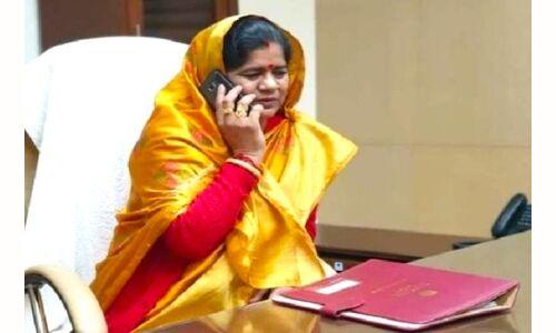 मंत्री इमरती देवी ने बंद कराई बिलौआ की क्रेशर खदानें