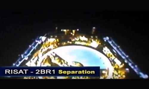 इसरो ने लॉन्च किये पीएसएलवी-सी48 सहित 10 सैटलाइट