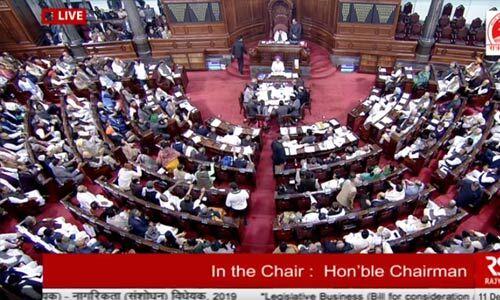 राज्यसभा में शिवसेना की कमी सरकार को नहीं खली, भाजपा ने बढ़ाया अपना आंकड़ा