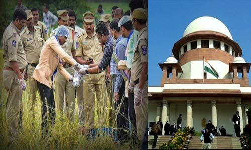 तेलंगाना एनकाउंटर का सच जानने का हक सबका है, पुलिस कार्यवाई की होगी जांच : सुप्रीम कोर्ट