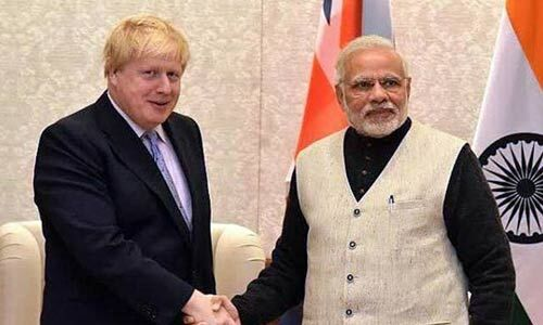 ब्रिटेन के आम चुनाव में बोरिस जॉनसन की जीत पर प्रधानमंत्री मोदी ने दी बधाई