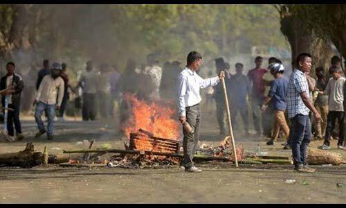 बांग्लादेशी घुसपैठिए कर रहे हैं बंगाल में हिंसा : भाजपा