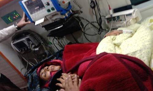 महिला आयोग अध्यक्ष स्वाति की तबीयत बिगड़ी, एलएनजेपी अस्पताल में कराया भर्ती