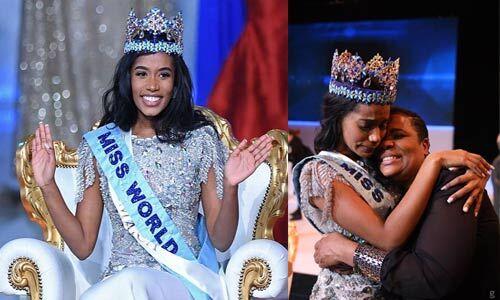 जमैका की टोनी सिंह बनीं मिस वर्ल्ड, तीसरे स्थान पर रहीं सुमन