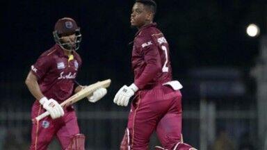 वेस्टइंडीज ने भारत को 8 विकेट से हराया