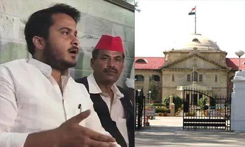 आजम खान के बेटे अब्दुल्ला का निर्वाचन इलाहाबाद हाई कोर्ट ने किया रद्द