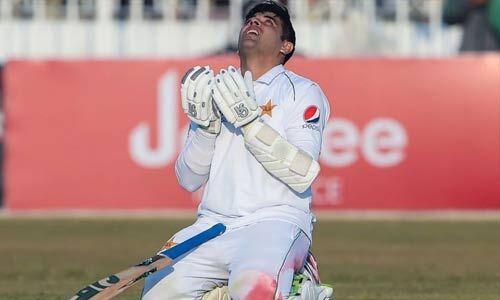 32 वर्षीय आबिद अली बने टेस्ट और वनडे डेब्यू में शतक जड़ने वाले पहले बल्लेबाज