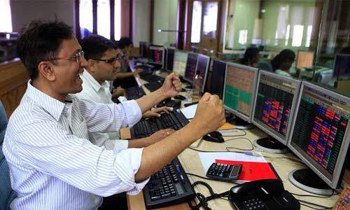 दिल्ली चुनाव के नतीजों से खुश सेंसेक्स, 400 अंक चढ़ा