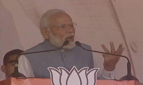 नागरिकता कानून पर प्रधानमंत्री मोदी बोले - झूठा प्रचार कर रही है कांग्रेस और अन्य विपक्षी पार्टियाँ