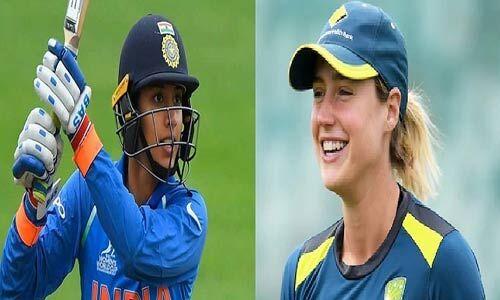आईसीसी अवॉर्ड्स : वनडे और टी-20 टीम में मंधाना, एलिसा पैरी बनीं